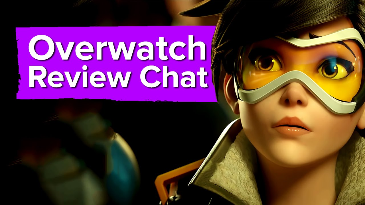 Overwatch Review • Eurogamer net