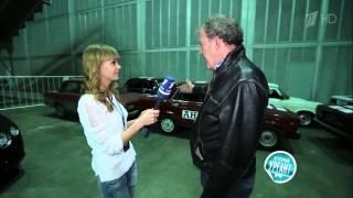 """""""Острый репортаж"""" с Аллой Михеевой - Top Gear Live 2013 в """"Олимпийском"""""""