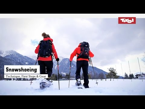 A Beginner's Guide to Snowshoeing – Technique, First Steps & Gear