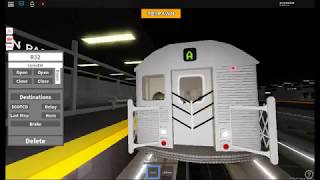 jouer roblox train de métro simutalor (sts)