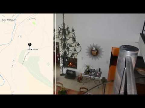 A vendre - Maison/villa - Bourmont (52150) - 5 pièces - 140m²