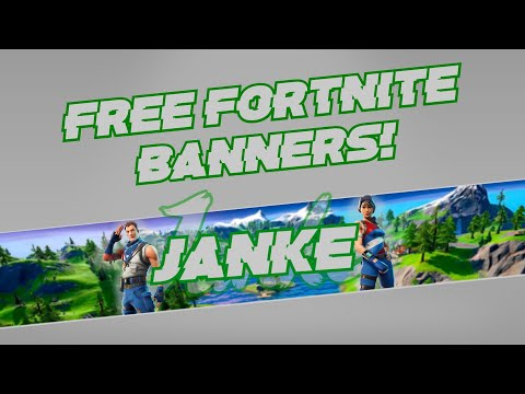 How To Make A FREE Fortnite Banner WITHOUT PHOTOSHOP!! (Pixlr E) READ DESCRIPTION