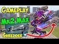 New Mk2 Maxed Shredder Pursuer War Robots Gameplay Review & Vote WR
