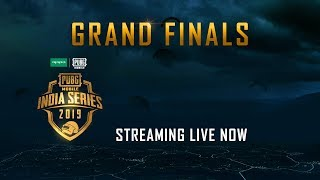 Oppo X PUBG Mobile India Series' 2019 - GRAND FINALS