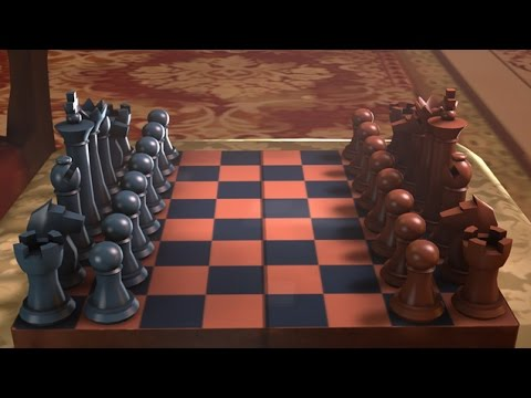 (New Test Reel Available)[SFM] Chess Game (Saxxy Awards 2017 Extended Test Reel #1)