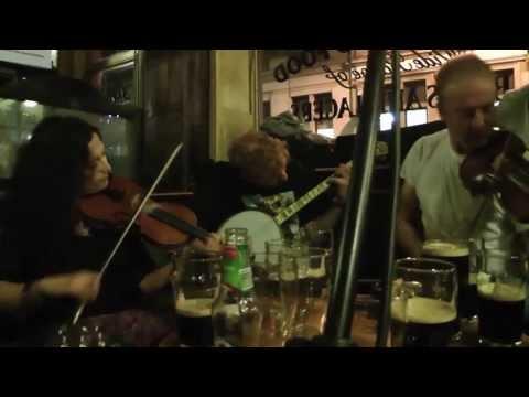 Irish Music Sessions in Camden, London