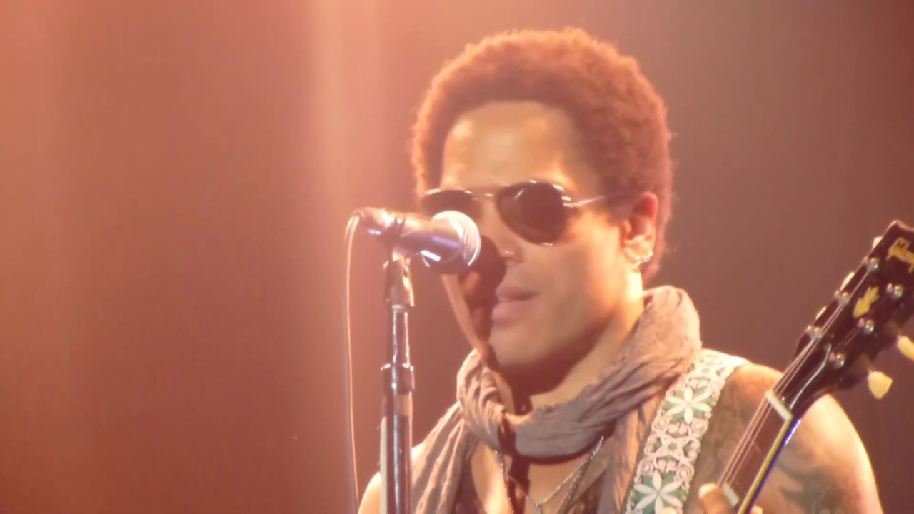 Lenny Kravitz - Fields of Joy / Stand by my Woman / Believe - Bospop   7-July-2012