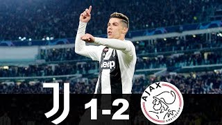 Juventus vs Ajax 1-2 Highlights HD (16/04/2019)