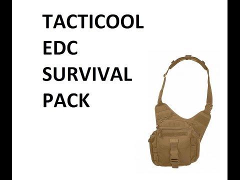 REVIEW – Survival EDC Bag – The 5.11 Push Bag