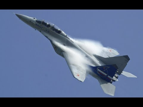 Thumbnail: Russia readies new MiG-35 fighter jet