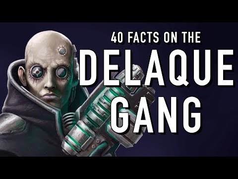 40 Facts and Lore on House Delaque Warhammer 40K Necromunda