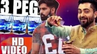 sharry mann   3 peg   full video   latest punjabi songs 2016   parmish verma   speed records