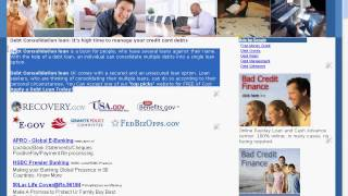 Grant Money For Debt Relief How to Get Rid Off Bad Credit Debt Consolidation