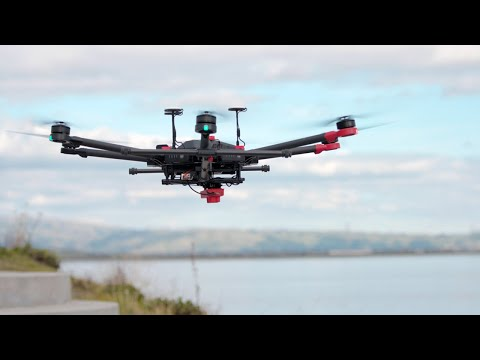 Stanford researchers develop drone technology to study secrets of San Francisco Bay