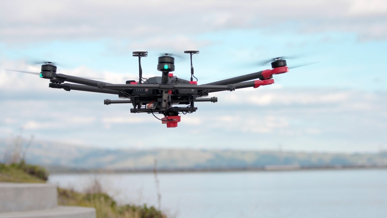 Stanford Study On Brain Waves Shows How >> Stanford Researchers Develop Drone Technology To Study Secrets Of