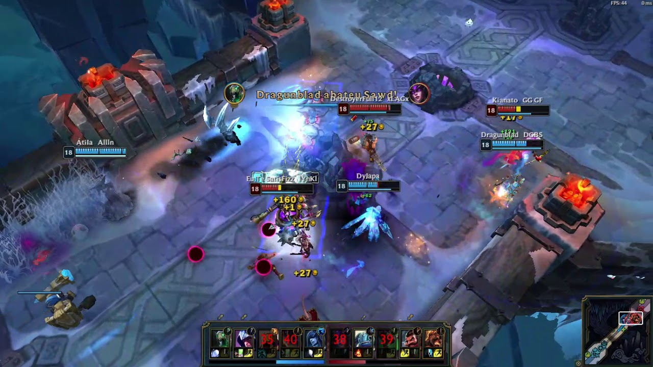 Play De Graves Aram Youtube Lol statistics, guides, builds, runes, masteries, skill orders, counters and matchups for graves when played jungle. youtube