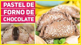 COMO FAZER PASTEL DE FORNO DE CHOCOLATE MUITO FÁCIL – RENDE MUITO