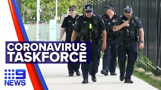 Coronavirus:  Tracking taskforce established in Queensland