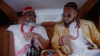 Larry Gaaga - Egedege (Music Video) [feat. Pete Edochie, Theresa Onuorah, Flavour & Phyno]