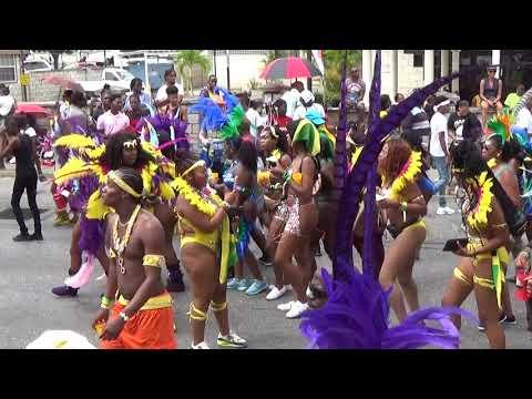 Barbados Crop-over 2018-Grand Kadooment