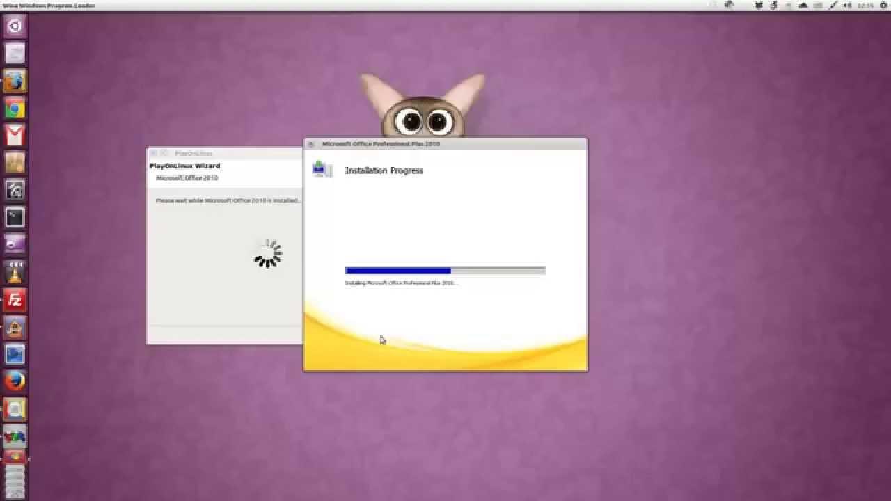 Can i use microsoft word on ubuntu?