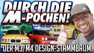 JP Performance - Durch die M-Pochen! | Der M3/M4 Design-Stammbaum