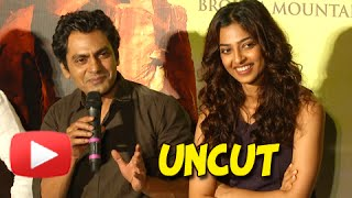 UNCUT | MANJHI - The Mountain Man - Official Trailer | Nawazuddin Siddiqui & Radhika Apte