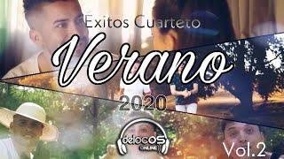Enganchados Cuarteto #Verano2020 #Vol2 | De Locos Online