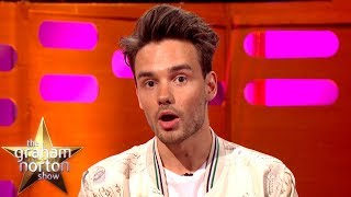 Liam Payne Was Shoved by Jay Z's Bodyguard | The Graham Norton Show
