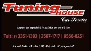 MC CAZUZA - TUNING HOUSE ( DJ LOUCO )
