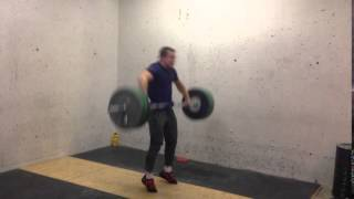 TNG snatch double at 110 by Adrian Mundwiler