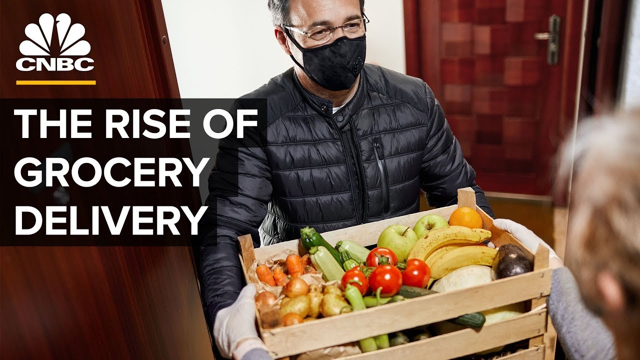 The Rise Of Instacart And Online Grocery Delivery