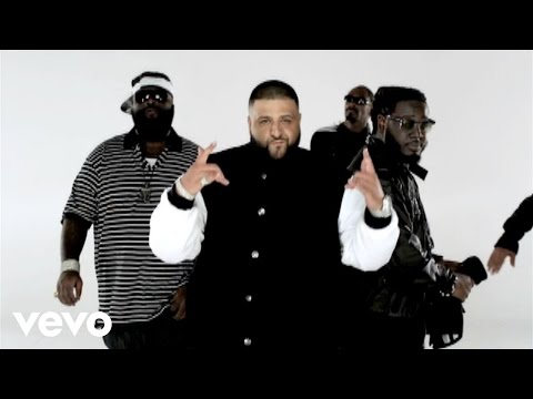 DJ Khaled - All I Do Is Win ft T-Pain Ludacris Rick Ross Snoop Dogg
