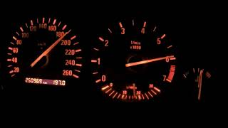 acceleration 40 210km h turbocharged bmw e36 318is coupe 287km 332nm by hp performance