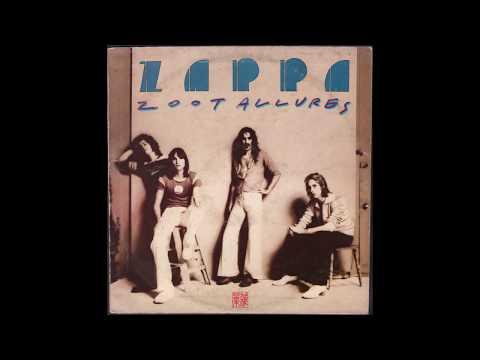 (Frank) Zappa - Zoot Allures (1976) full album