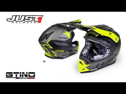 Helmet / casque JUST1 Racing J32