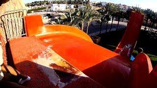 Египет Не смог проехать горки в Albatros Aqua Blu Resort 4
