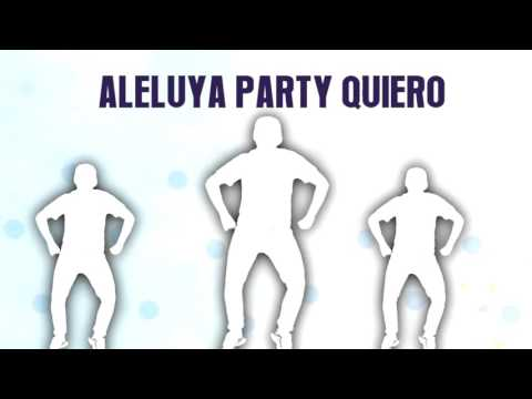 Video Lyric Aleluya Party - SDV Music Kids
