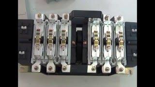 Реверсивный контактор NC2 CHINT
