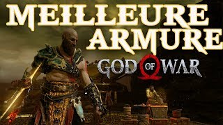 Comment Obtenir La Meilleure Armure de God of War 2018 PS4 - TUTO FR