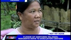 Typhoon Pablo isolates Palawan islands
