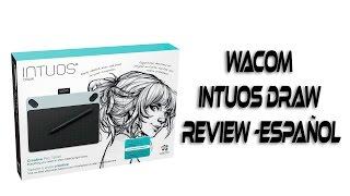 Wacom Intuos DRAW Review - Español