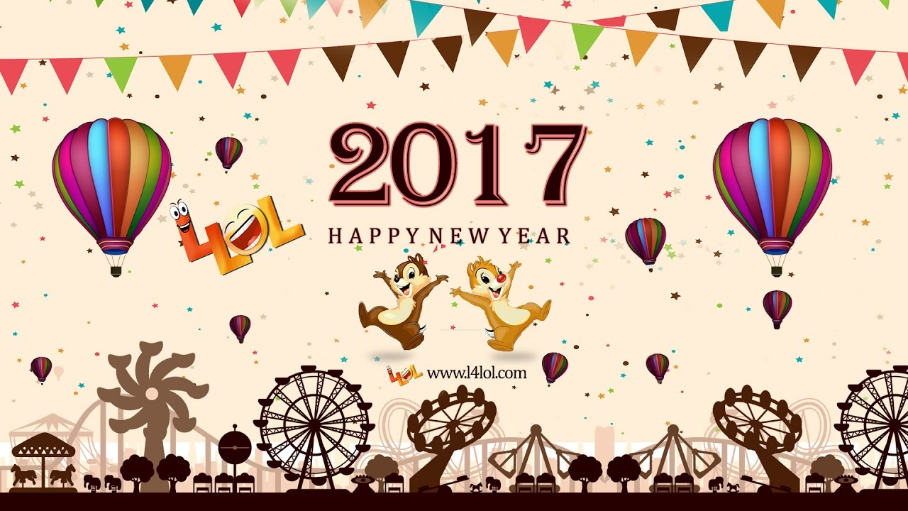Happy New Year Wishes Happy New Year Greetings Video 2017 Youtube
