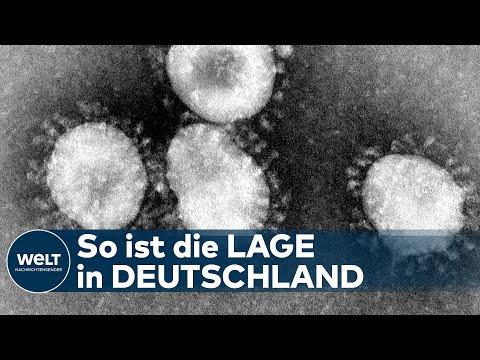 WELT HINTERGRUND: Was Wir über Den Coronavirus Covid-19  In Deutschland Wissen