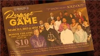NBC25 | Respect the Game Gospel Stage Play