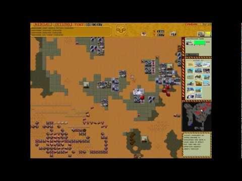 Dune 2 The Golden Path Atreides Vs Harkonnen online match