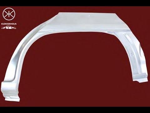 ремкомплект задние арки опель вектра б седан