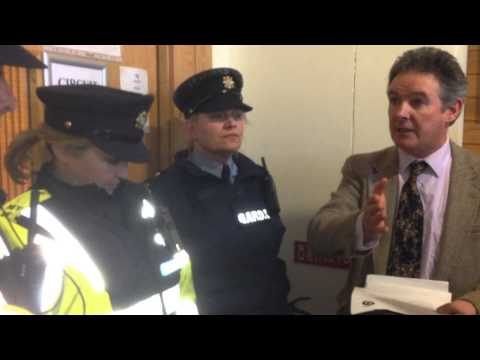 Members of the Public Denied Access to Public Court in Castlebar