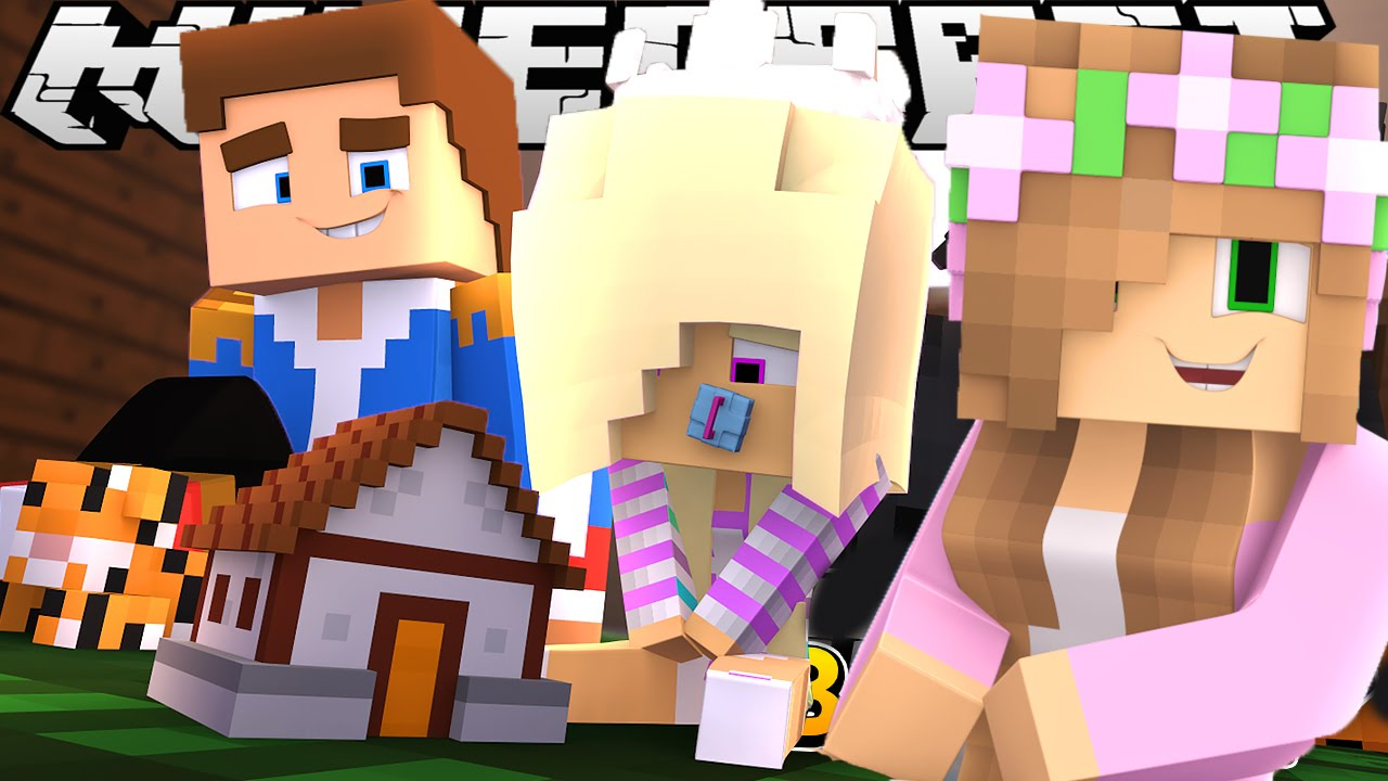 Little Kelly And Little Carly S Minecraft Skin