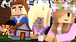 Minecraft - Little Kelly Adventures : MEETING LITTLE DONNYS BABY SISTER!